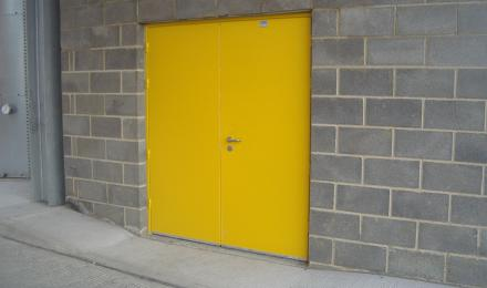 Acoustic Doors | Sound Proof Acoustic Doors from CDL