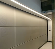 Vertical Sliding Doors