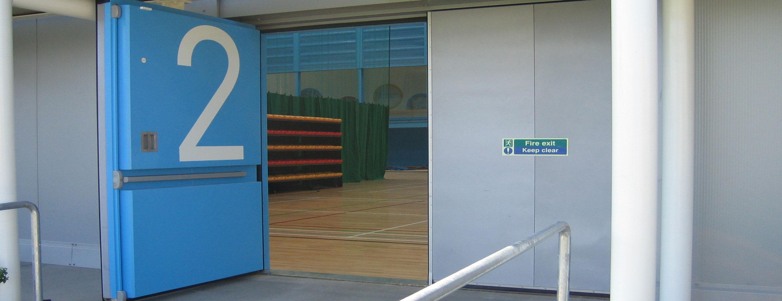 & Acoustic Doors