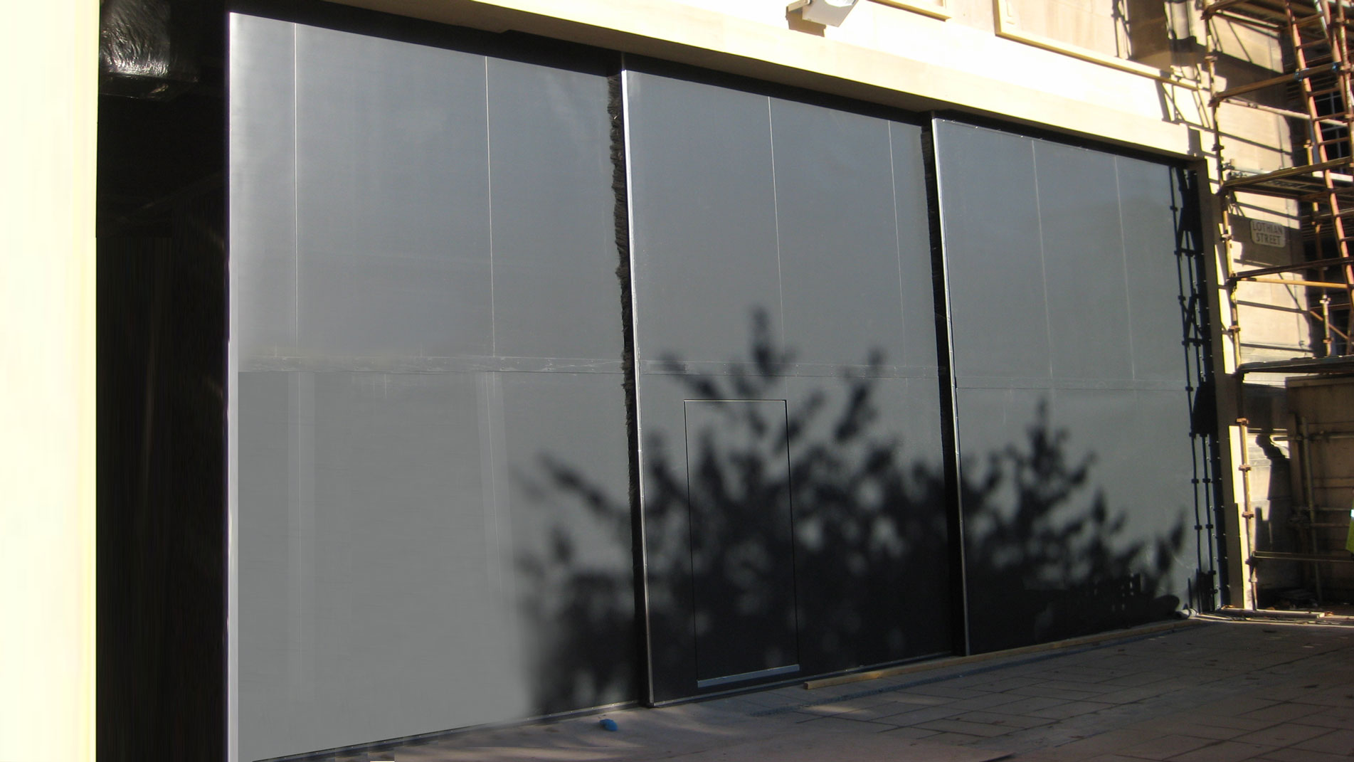 & Fire Rated Acoustic Doors